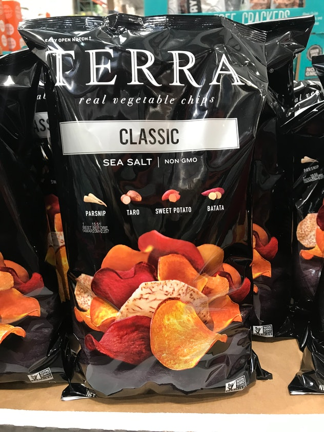 Terra Classic Vegetable Chips from Costco
