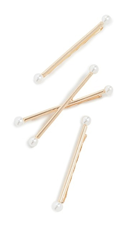 Imitation Pearl Bobby Pins