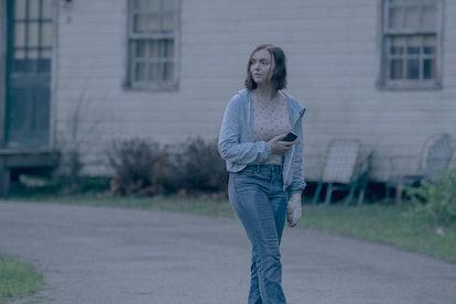 Elsie Fisher portrays Joy Wilkes in Season 2 of Hulu's 'Castle Rock.'