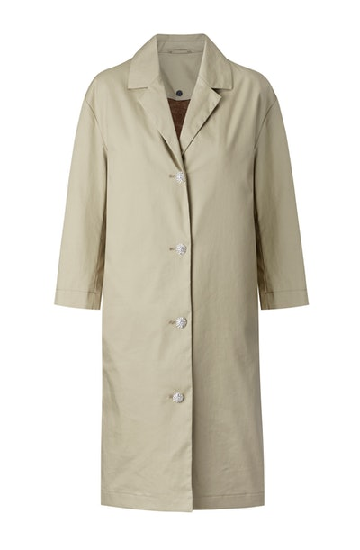 Detachable Gilet Trench