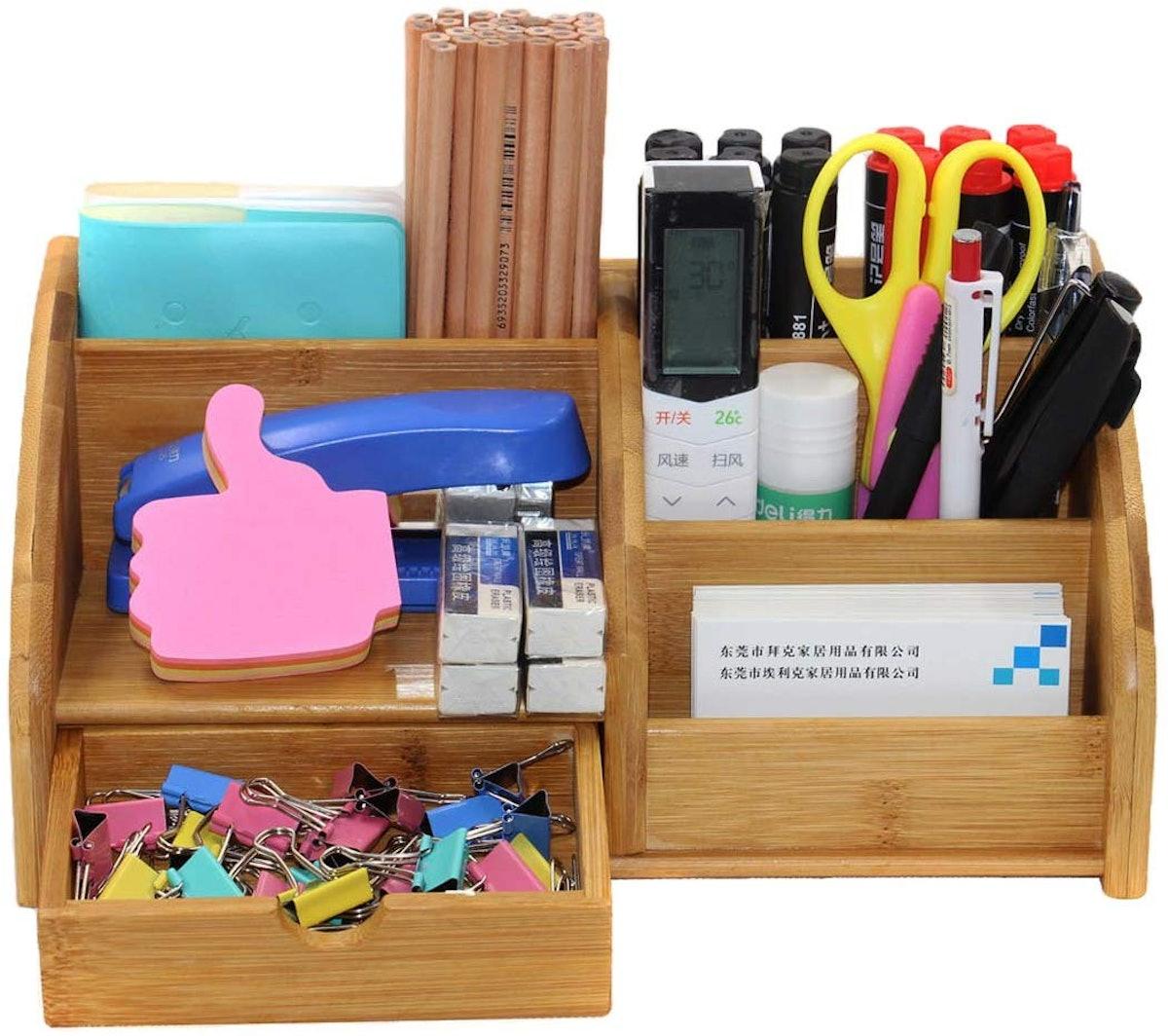 PAG Desktop Organizer
