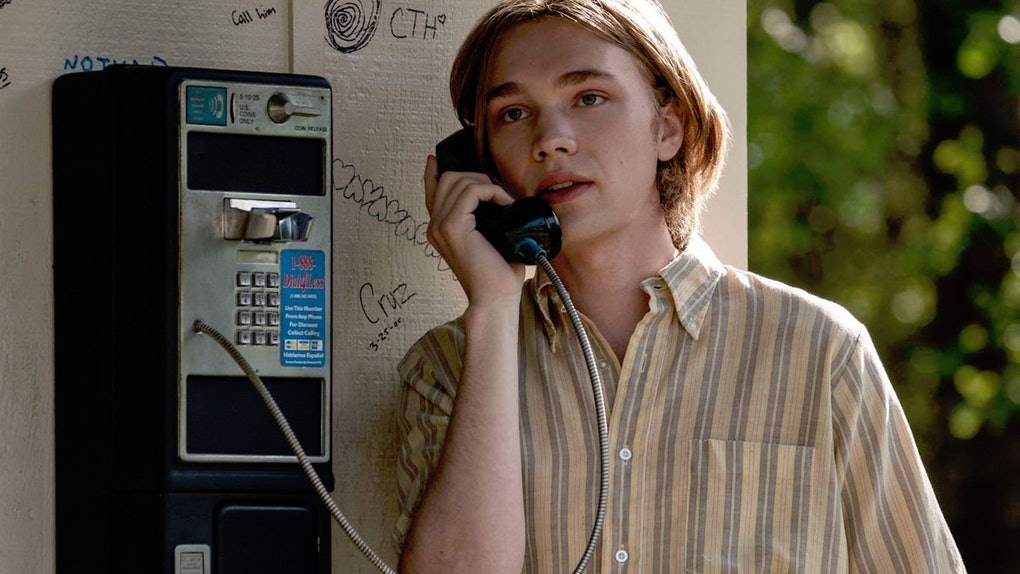 "Charlie Plummer plays Miles ""Pudge"" Halter in 'Looking For Alaska'"