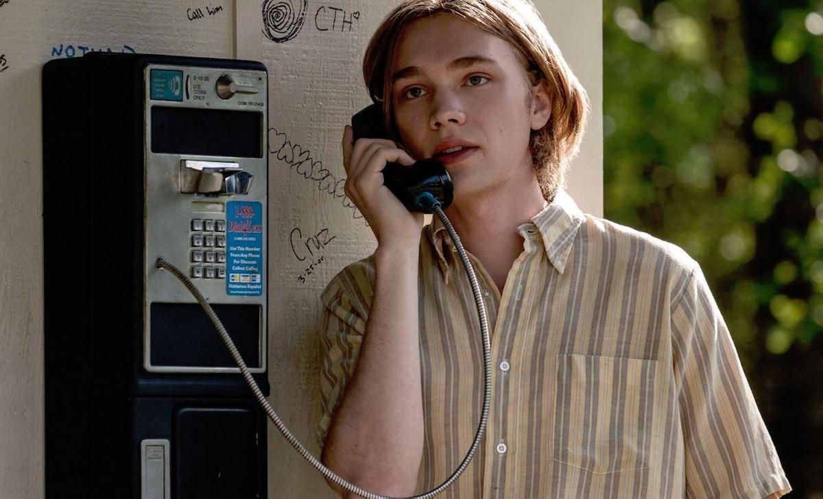 "Charlie Plummer plays Miles ""Pudge"" Halter in 'Looking For Alaska'"