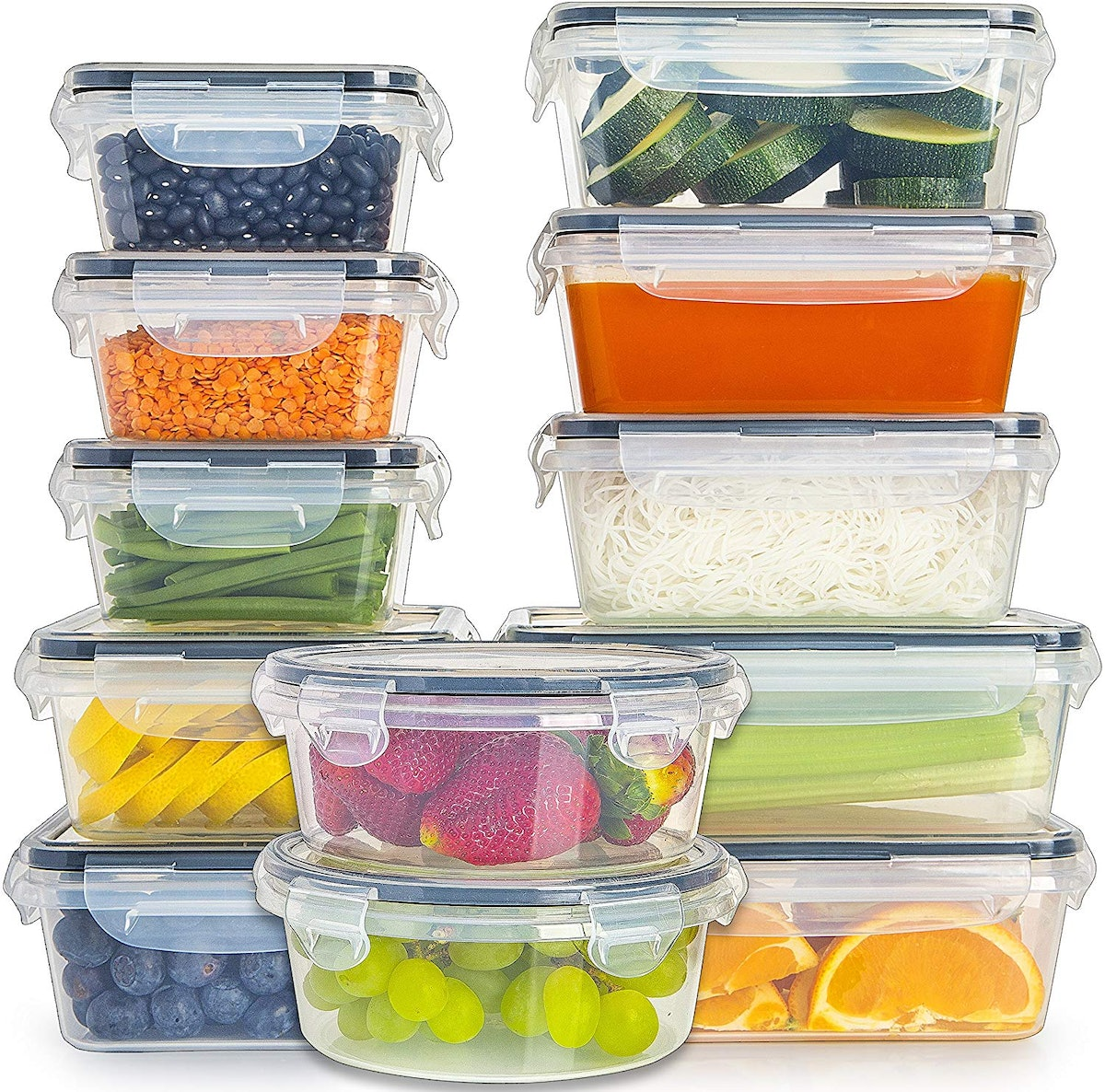 Fullstar Food Storage Containers (12-Pack)