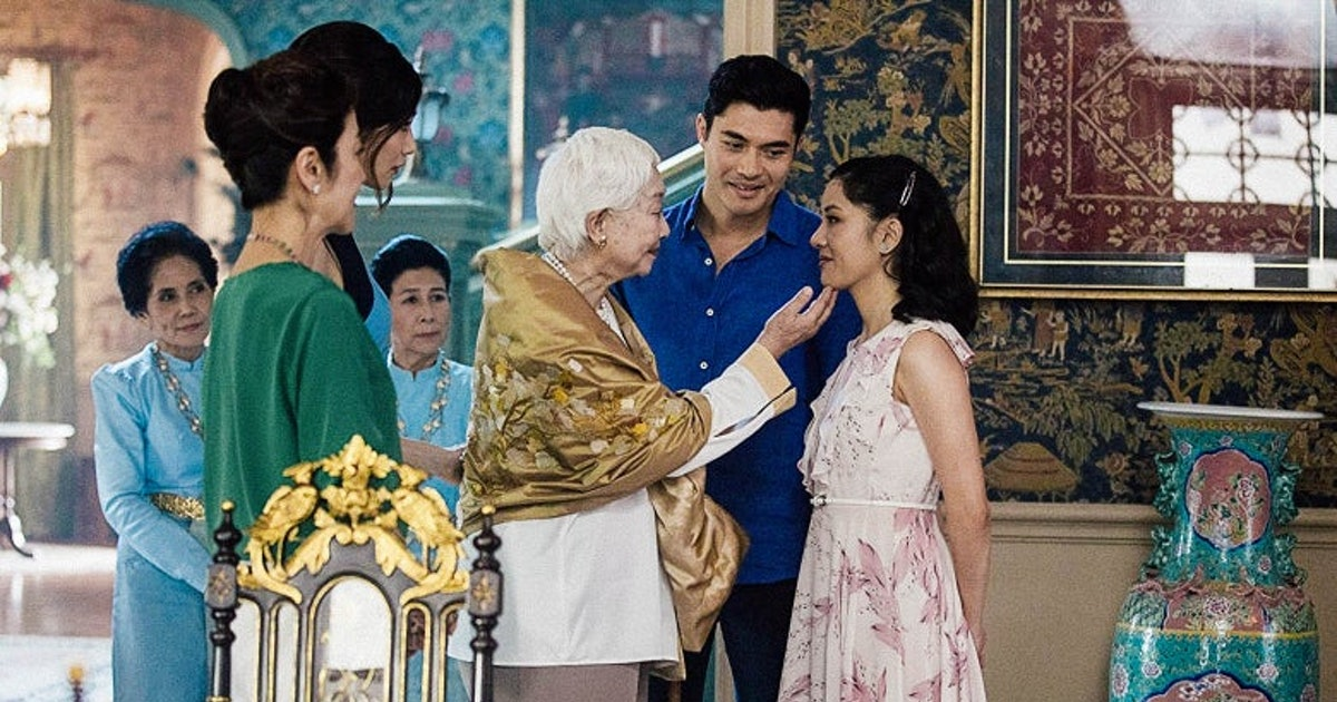 A 'Crazy Rich Asians'-Inspired Docuseries Is Coming To HBO Max