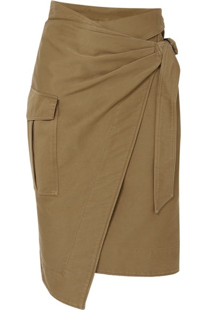 Giulia Wrap Skirt