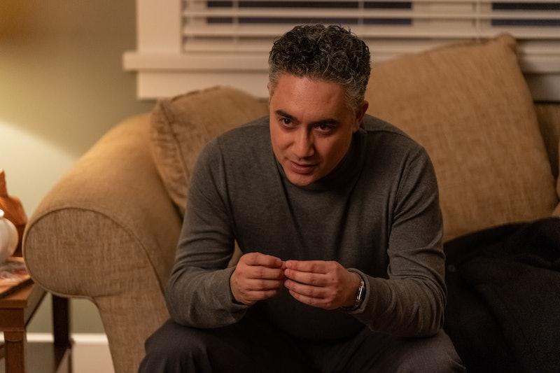 Alessandro Juliani portrays Dr. Oskar Totem in Facebook Watch's 'Limetown.'