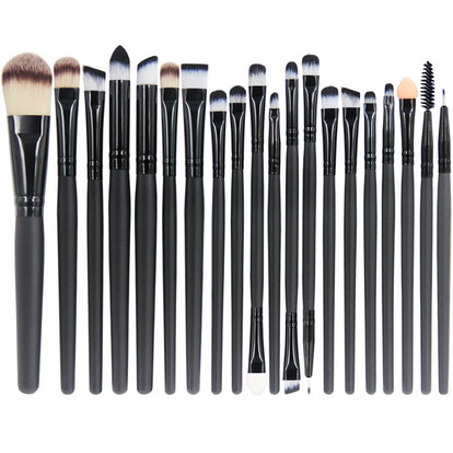 EmaxDesign Makeup Brush Set (20-Piece Set)