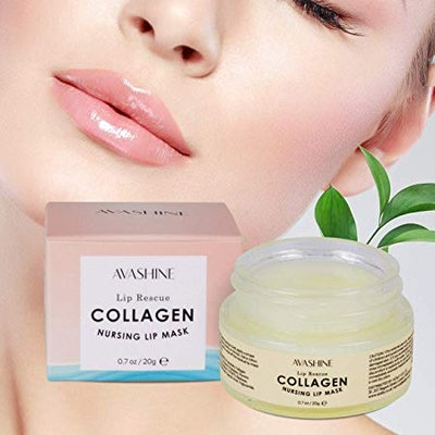 Avashine Lip Collagen Sleep Mask