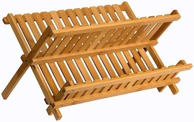 Sagler Collapsible Dish Rack