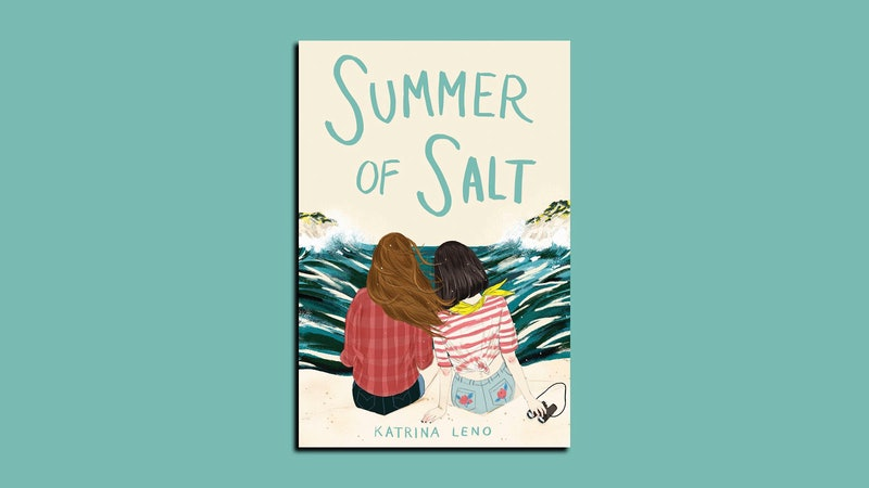 'The Summer of Salt,' pictured above, is a stunning tribute to sisterhood.