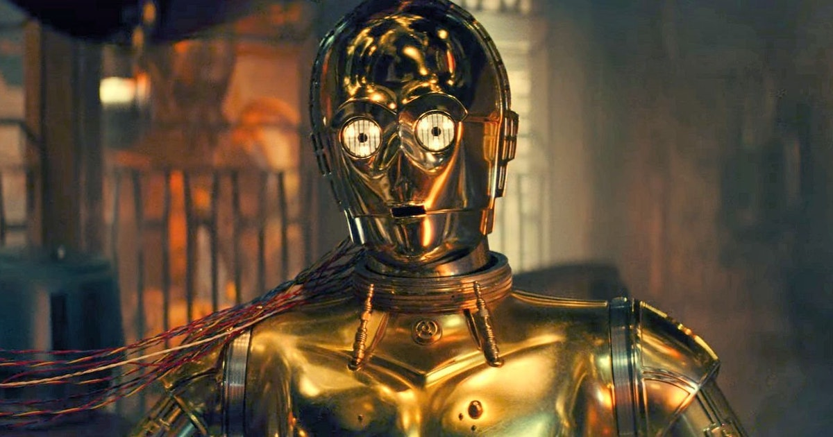 This 'Star Wars' Theory About Threepio's Fate Is Heartbreaking