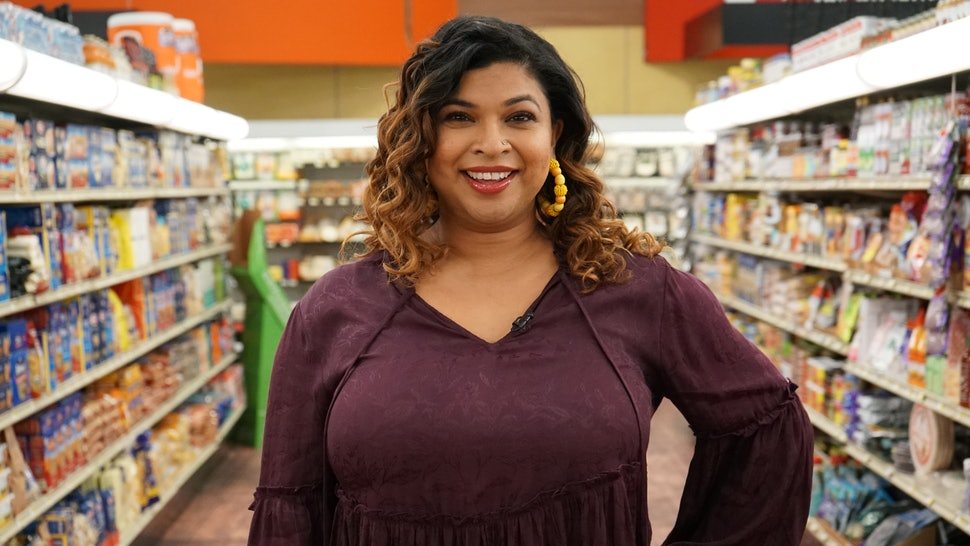 Aarti Sequeira, pictured above, is one of the eight professional chefs we asked for cookbook recommendations.