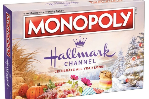 Here's where to get Hallmark Channel Monopoly