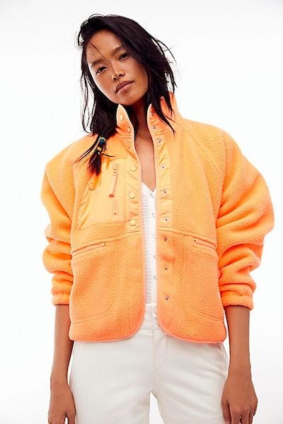 Hit The Slopes Fleece Jacket