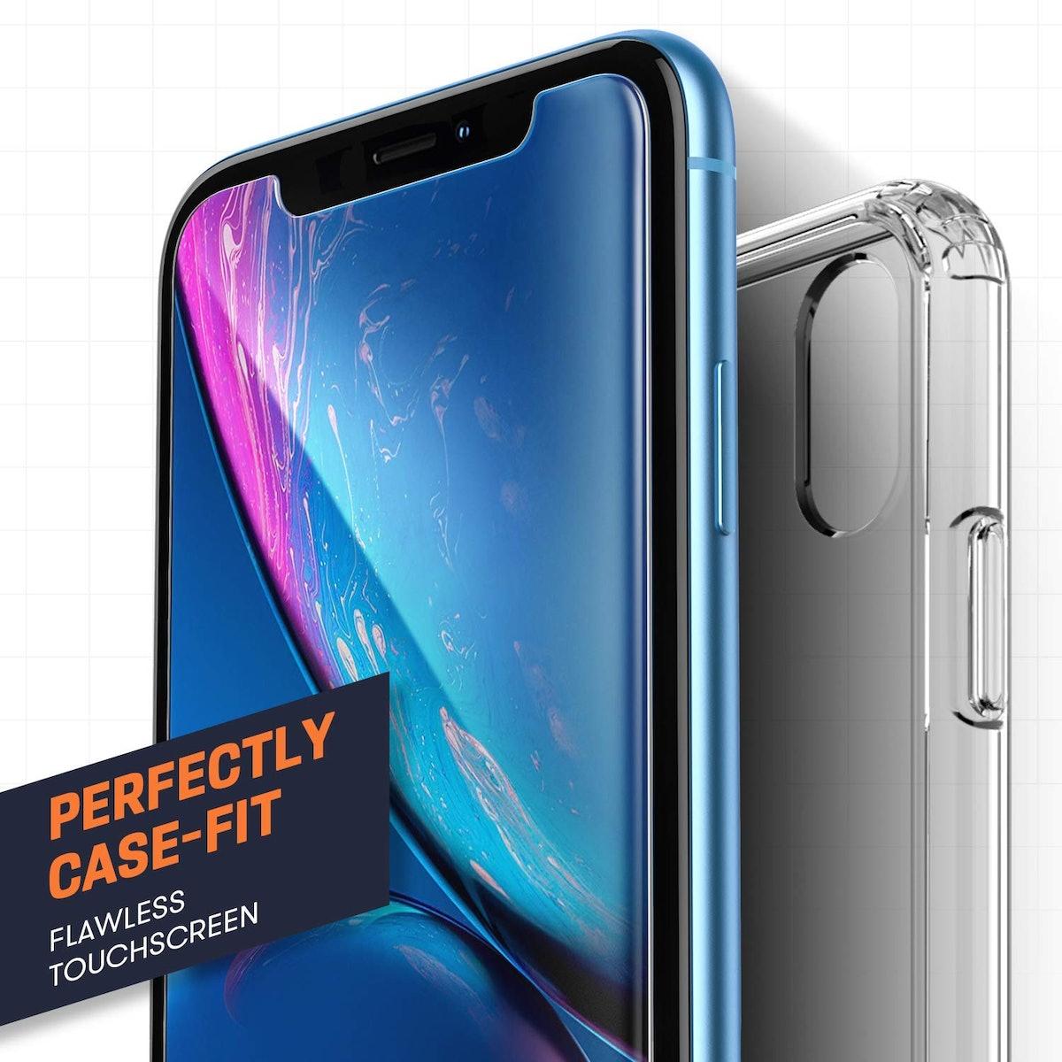Mkeke iPhone Screen Protector (3-Pack)