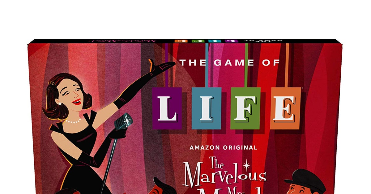 The Game Of Life: 'The Marvelous Mrs. Maisel Edition' Is On The Way