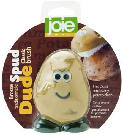 MSC International Joie Spud Dude Potato And Vegetable Scrubber