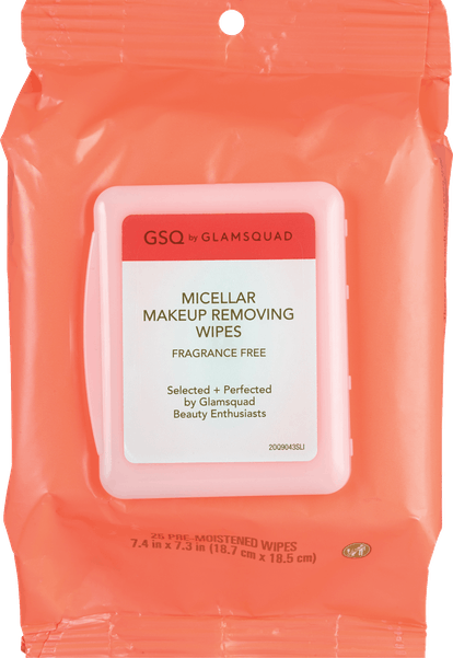 Fragrance Free Micellar Makeup Removing Wipes