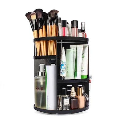 sanipoe 360 Degree Rotating Makeup Organizer