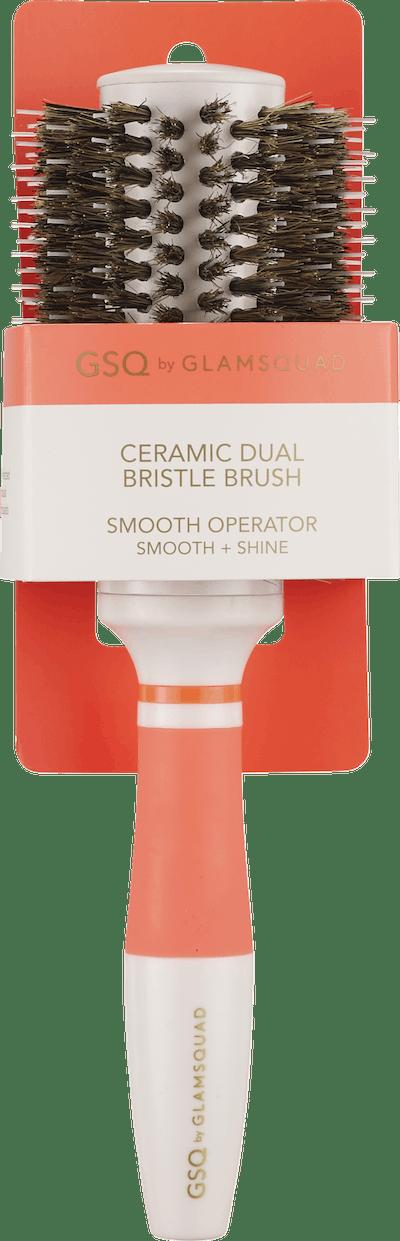 Ceramic Dual Bristle Brush