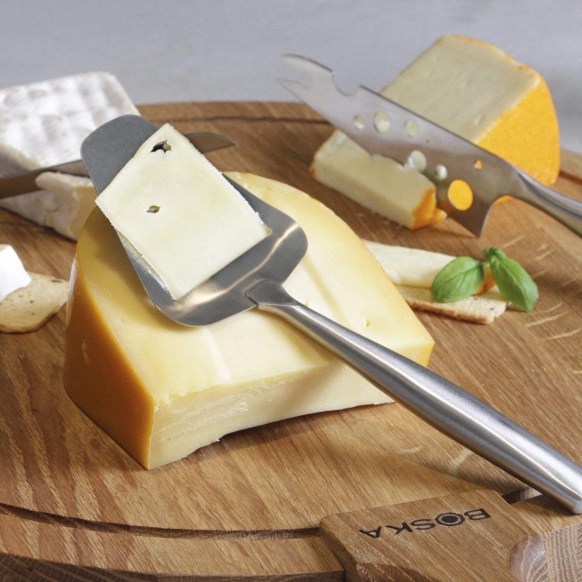Boska Stainless Steel Cheese Slicer