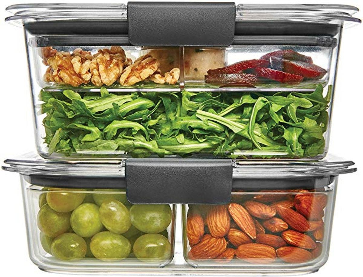 Rubbermaid Brilliance Food Storage Container (9-Piece Set)