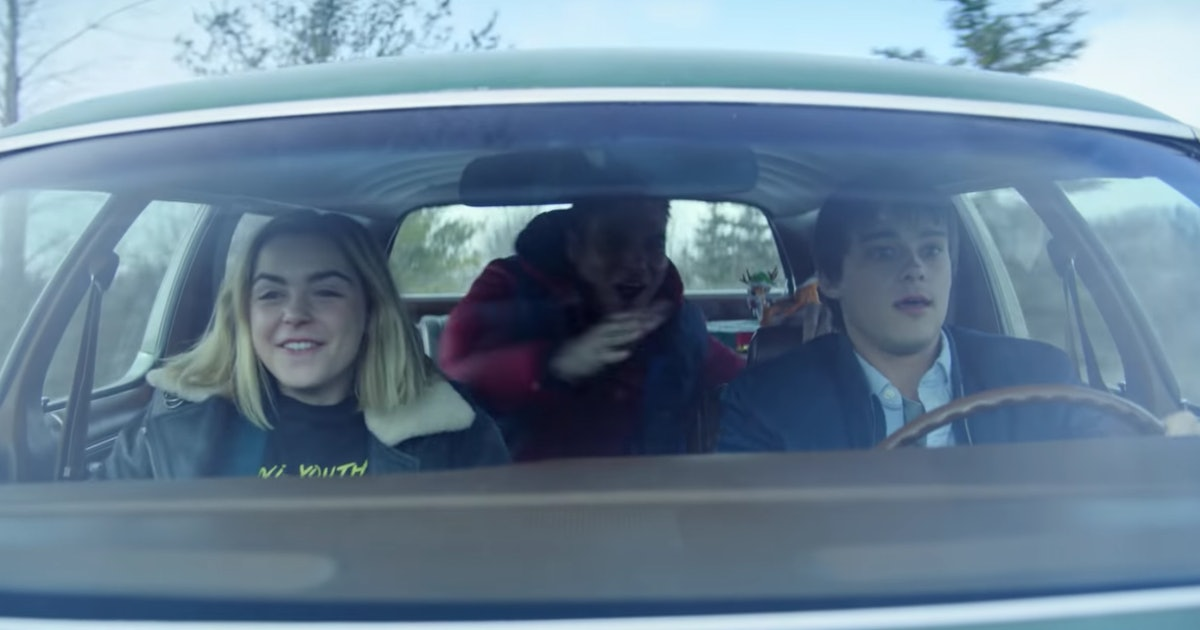Netflix's 'Let It Snow' Trailer Brings Another John Green Favorite To Life