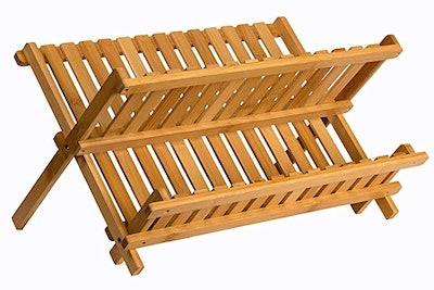 Sagler Bamboo Dish Rack