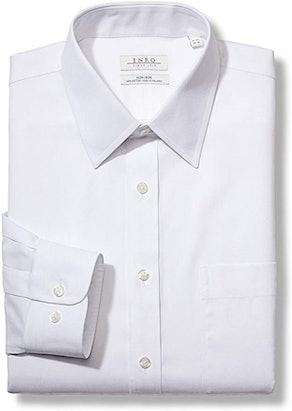 Enro Men's Long  Classic Fit Collar Dress Shirt