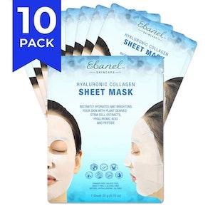 Ebanol Sheet Masks (10 Masks)