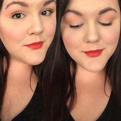 Huda Beauty's Mercury Retrograde can be used for daytime looks as well as glam moments.