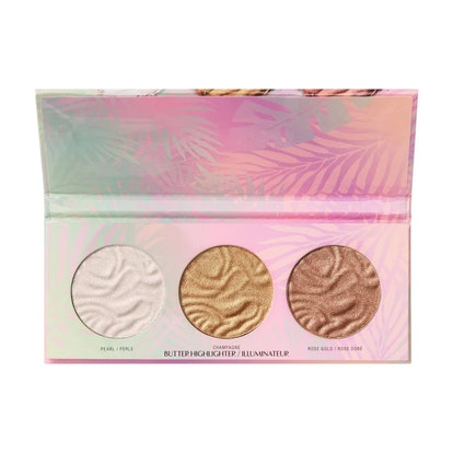 Holiday Baby Butter Trio 3 Highlighter Palette