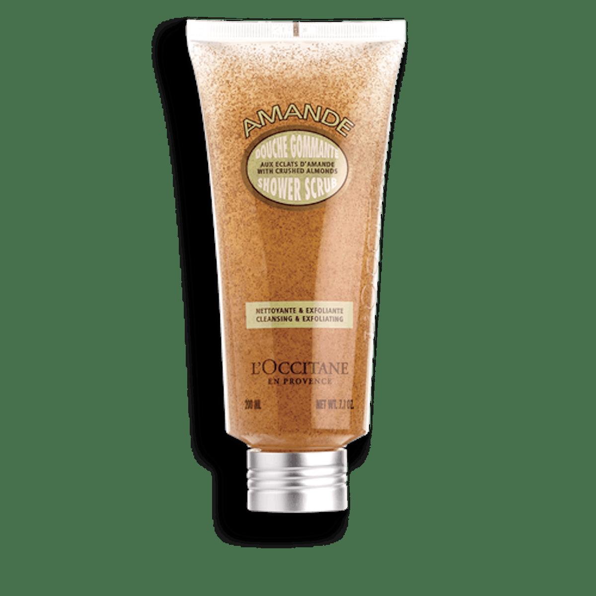 Almond Shower Exfoliating Scrub