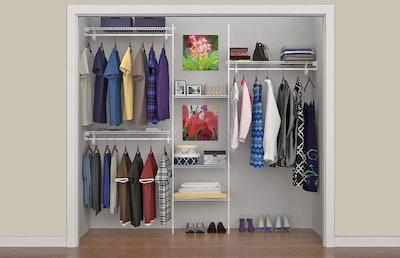 ClosetMaid SuperSlide Closet Organizer Kit