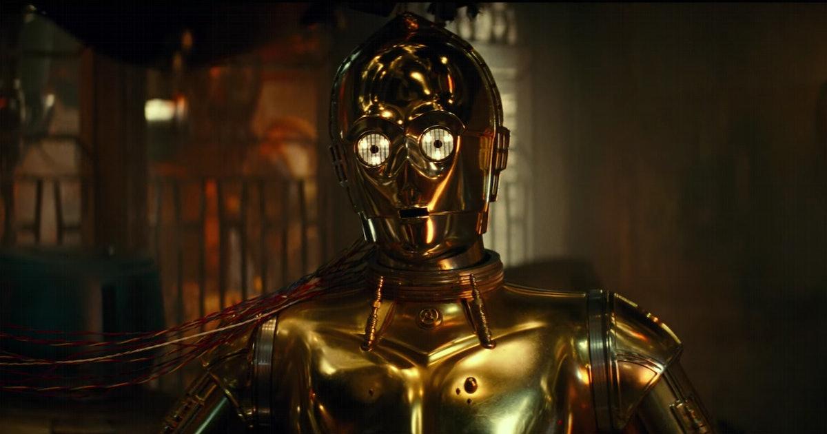 Will C-3PO Die In 'Star Wars: The Rise Of Skywalker'?