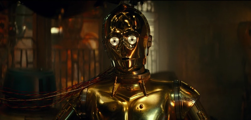 Will C-3PO die in 'Star Wars: The Rise of Skywalker' Episode 9