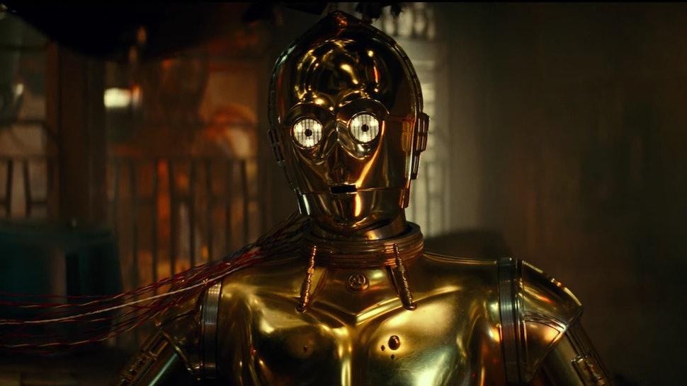 Will C-3PO die in 'Star Wars: The Rise of Skywalker' Episode 9