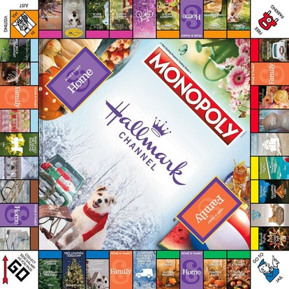 The new Monopoly Hallmark Channel Board Game should be at the top of your holiday wish list.