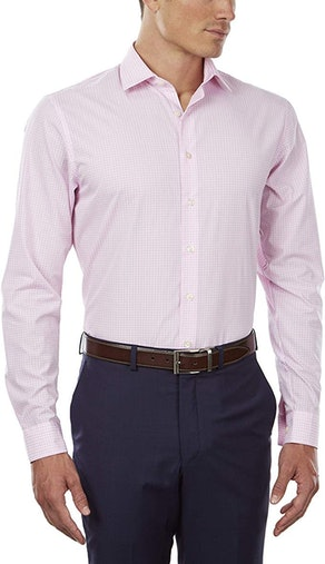 Kenneth Cole Unlisted Mens Slim Fit Dress Shirt