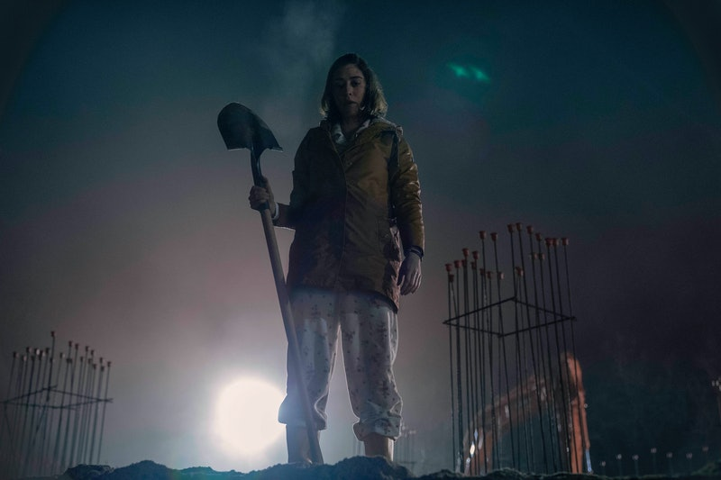 Lizzy Caplan as Annie Wilkes in Castle Rock