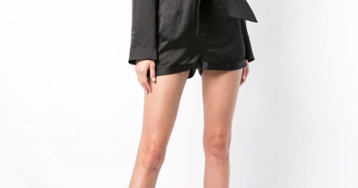 Lupita Nyong'o's Blazer Playsuit Is A Smart Alternative To A Dress