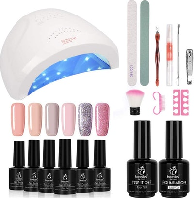 Beetles Gel Nail Polish Starter Kit