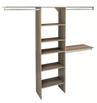 ClosetMaid SuiteSymphony Closet Organizer with Shelves