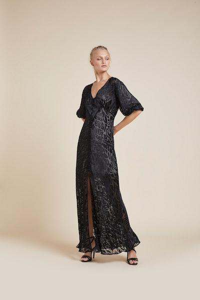 Delphine Atora Full Length Dress