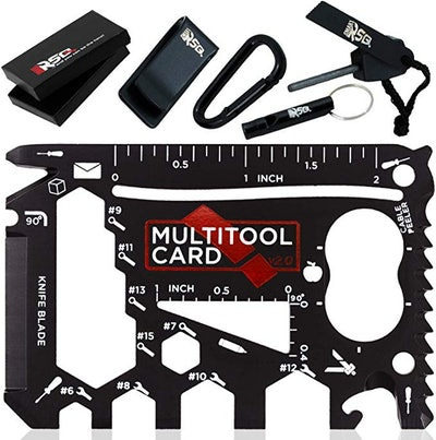 Smart RSQ 37-in-1 Credit Card Multitool