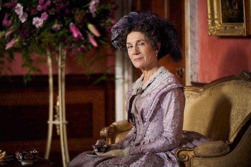 Harriet Walter stars in 'Belgravia,' a new drama from 'Downton Abbey' creator