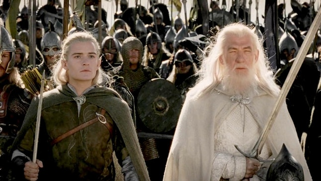 The Lord of the Rings: The Return of the King leaves Netflix in November.
