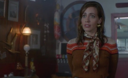 Zibby Allen as Rita in 'Nancy Drew' Episode 3