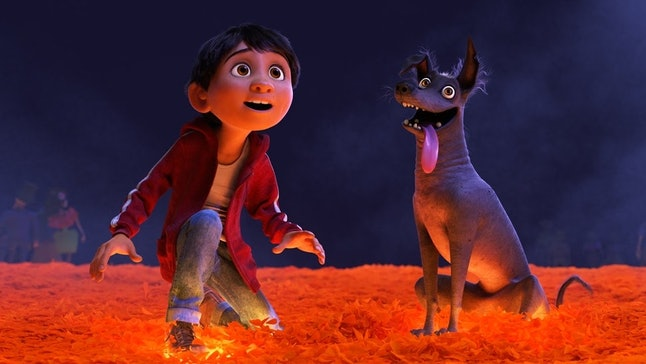 Coco leaves Netflix in November.